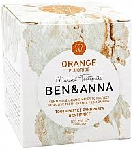 Kup Naturalna pasta do zębów - Ben & Anna Orange Fluoride Toothpaste