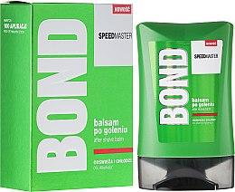 Kup Perfumowany balsam po goleniu - Bond Speedmaster After Shave Balm