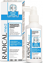 Kup Koncentrat likwidujący łupież - Ideepharm Radical Med Hair Anti Dandruff Concentrate