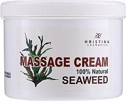 Kup Krem do masażu z algami - Hristina Cosmetics Seaweed Massage Cream