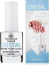 Kup Top coat do paznokci - Constance Carroll Cristal Shine Top Coat