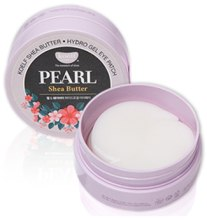 Kup Hydrożelowe płatki pod oczy z perłą i masłem shea - Petitfee & Koelf Pearl & Shea Butter Eye Patch