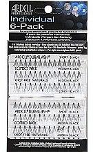 Kup Czarne sztuczne rzęsy, kępki - Ardell Set Individual Combo Pack Black