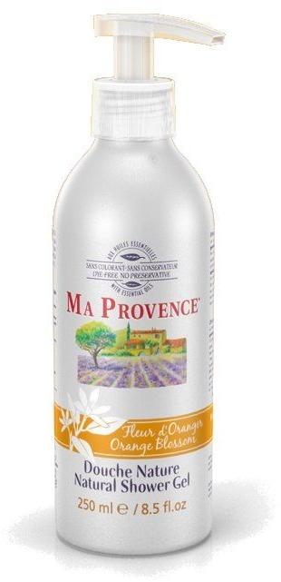 Żel pod prysznic Pomarańcza - Ma Provence Orange Blossom Natural Shower Gel — фото N1