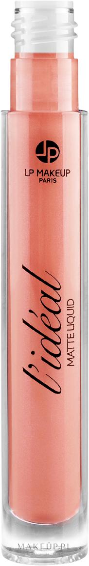 Matowa pomadka w płynie do ust - LP Makeup L'ideal Matte Liquide Lipstick — фото Beige Glam