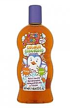 Kup Płyn do kąpieli, Pomarańczowo-zielony - Kids Stuff Crazy Soap Colour Changing Bubble Bath