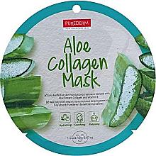 Kup Aloesowa maska kolagenowa w płachcie - Purederm Aloe Collagen Mask