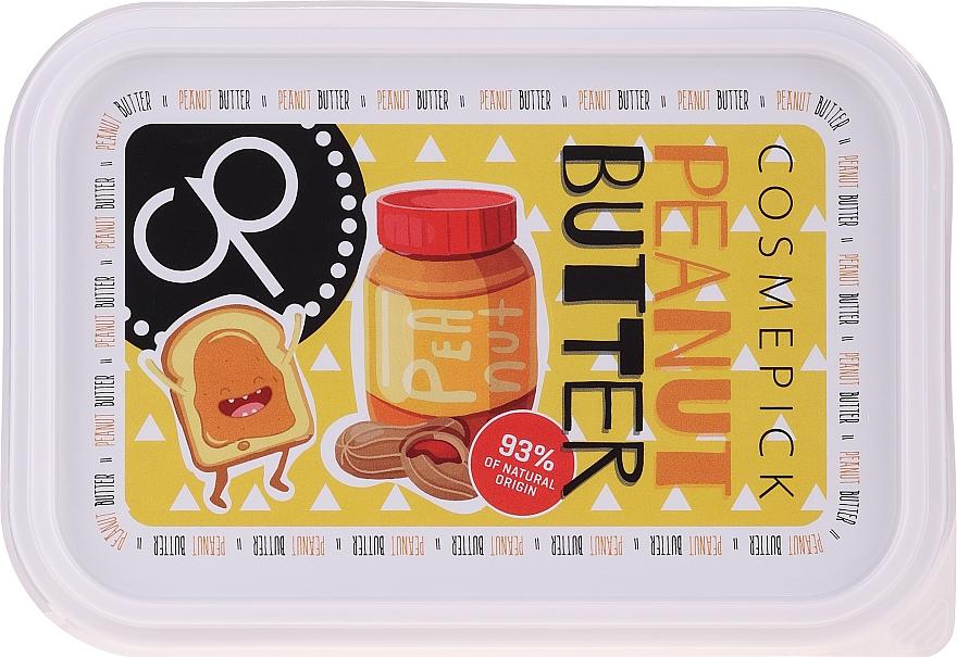 Masło do ciała Orzechowe - Cosmepick Body Butter Peanut