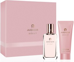 Kup Aigner Debut - Zestaw (edp/50ml+b/lot/100ml)