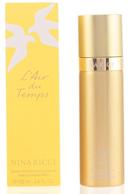 Nina Ricci L'Air du Temps - Perfumowany dezodorant — фото N1