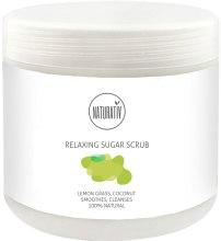 Kup Peeling cukrowy do ciała Trawa cytrynowa i kokos - Naturativ Relaxing Body Sugar Scrub