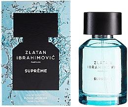 Kup Zlatan Ibrahimovic Supreme Pour Homme - Woda toaletowa