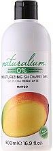 Kup Odżywczy krem pod prysznic Mango - Naturalium Bath And Shower Gel Mango