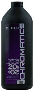 Oksydant do farby do włosów - Redken Chromatics Developer 20 vol — фото N1