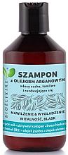 Kup Szampon z olejem arganowym do włosów suchych, łamliwych i rozdwajających się Nawilżenie i wygładzenie - Bioelixire Argan Oil Shampoo