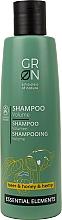 Kup Szampon zwiększający objętość włosów - GRN Essential Elements Volume Shampoo Beer & Honey & Hemp Shampoo