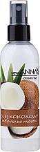 Kup Odżywka do włosów bez spłukiwania z kokosem - New Anna Cosmetics