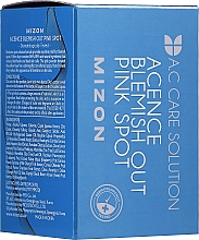 Kup Dwufazowy preparat punktowy na niedoskonałości - Mizon Acence Blemish Out Pink Spot