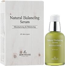 Kup Serum do twarzy przywracające równowagę skóry - The Skin House Natural Balancing Serum