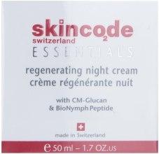 Kup Liftingujący krem odżywczy na noc - Skincode Essentials Regenerating Night Cream