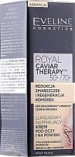 Kup Luksusowy krem napinający pod oczy i na powieki - Eveline Cosmetics Royal Caviar Therapy