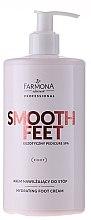Kup Grejpfrutowy krem regenerujący do stóp - Farmona Professional Smooth Feet Egzotyczny pedicure spa