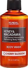 Kup Intensywnie nawilżający żel pod prysznic Kwiat wiśni - Kundal Honey & Macadamia Body Wash Cherry Blossom