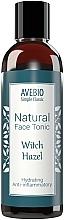 Kup Naturalny tonik do twarzy - Avebio Natural Face Tonic Witch Hazel