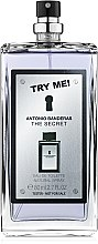 Kup Antonio Banderas The Secret - Woda toaletowa (tester bez nakrętki)