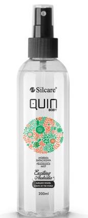 Mgiełka zapachowa do ciała Exciting Australia - Silcare Quin Fragrance Mist — фото N1