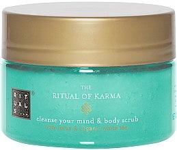 Kup Peeling do ciała - Rituals The Ritual of Karma Body Scrub