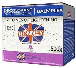 Kup Puder rozjaśniający do włosów do 7 tonów - Ronney Professional BalmPlex 7 Tones Of Lightening