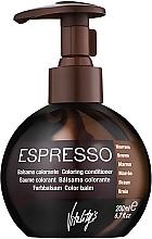 Kup Balsam z tonującym efektem - Vitality's Art Espresso