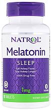 Kup Melatonina, 1 mg o powolnym uwalnianiu - Natrol Melatonin Sleep