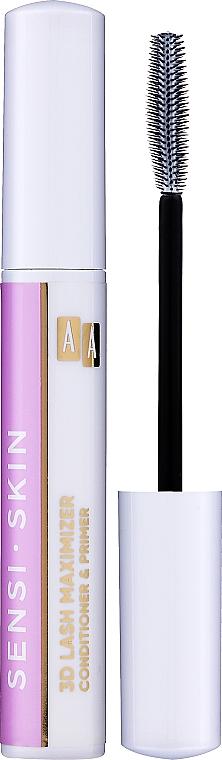 Odżywka do rzęs - AA Sensi Skin 3D Lash Maximizer — фото N2