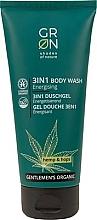 Kup Żel pod prysznic 3 w 1 do ciała, włosów i twarzy - GRN Gentlemen's Organic Hemp & Hop 3-in-1 Body Wash