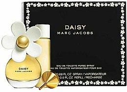 Kup Marc Jacobs Daisy - Zestaw (edt/20ml + edt/15ml/refill)