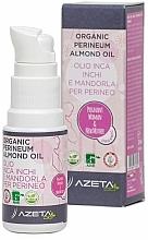 Kup Organiczny olejek migdałowy - Azeta Bio Organic Perineum Almond Oil