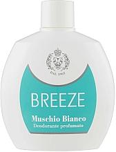 Kup Breeze Squezee Deodorante White Musk - Dezodorant w sprayu