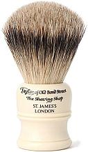 Kup Pędzel do golenia, SH1 - Taylor of Old Bond Street Shaving Brush Super Badger size S