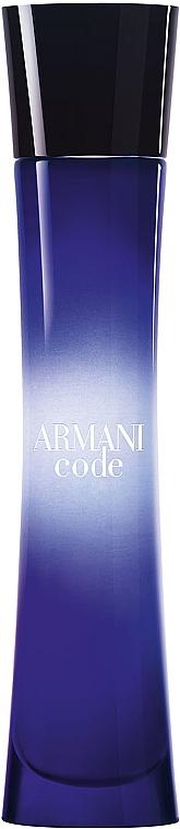 Giorgio Armani Armani Code For Women - Woda perfumowana