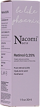 Kup Serum do twarzy na noc z retinolem 0,25% - Nacomi Next Level Retinol 0,25%
