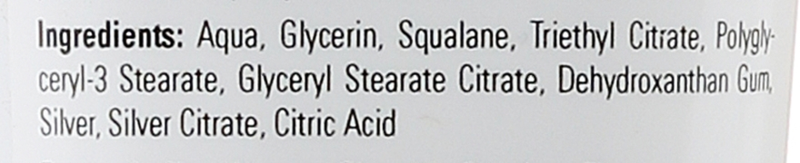 Dezodorant w kremie - Bioturm Silber-Deo Neutral Cream No.39 — фото N3