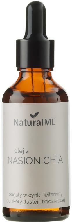 Olej z nasion chia - NaturalME