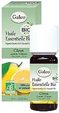 Kup Organiczny olejek eteryczny Cytryna - Galeo Organic Essential Oil Lemon
