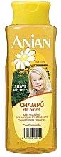 Kup Delikatny szampon z wyciągiem z rumianku dla dzieci - Anian Chamomille Childrens Shampoo