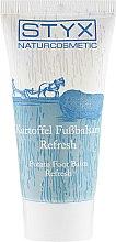 Kup Odświeżający ziemniaczany balsam do stóp - Styx Naturcosmetic Potato Care Foot Balm Refresh