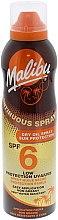 Kup Przeciwsłoneczny suchy olejek do ciała SPF 6 - Malibu Continuous Dry Oil Spray