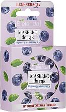 Kup Regenerujące masełko do rąk Borówka - Bielenda Hand Butter Regenerating Blueberry