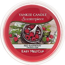 Kup Wosk zapachowy - Yankee Candle Red Raspberry Scenterpiece Melt Cup